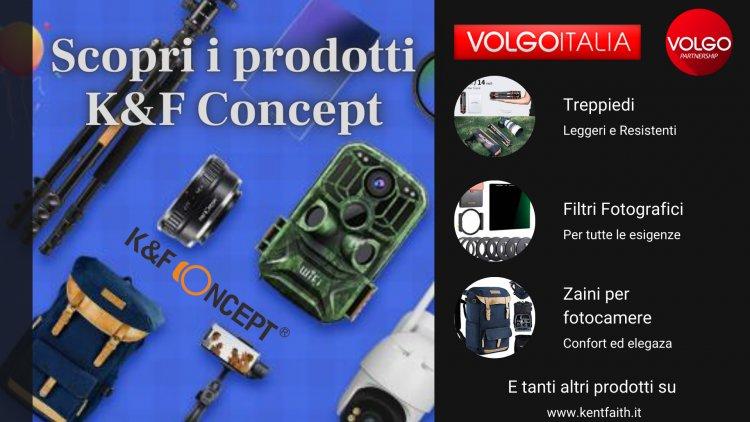K&F Concept - Accessori Fotografici