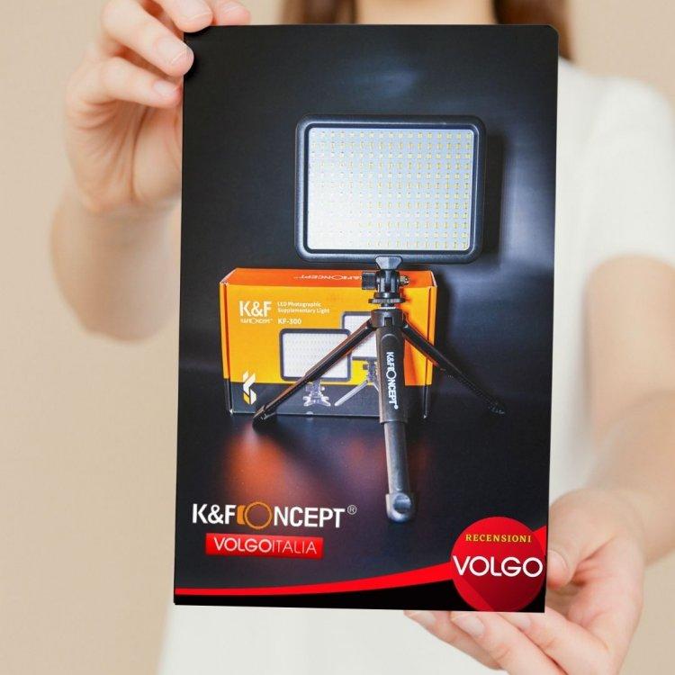 K&F Concept Luce a LED